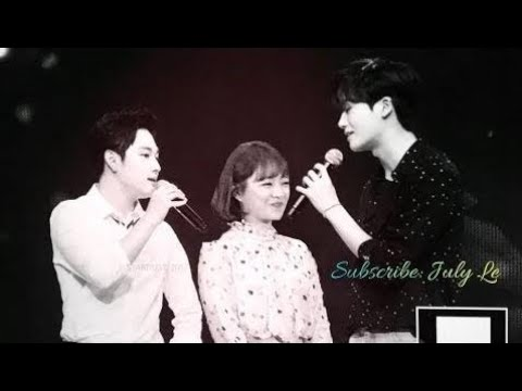 170702 When Siwan Singing Because That Person Is You & Park Hyung Sik's So Shy Shy @Puppy Couple