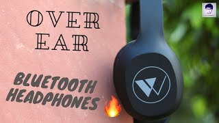 Wings Explorer Bluetooth 5.0 Headphones with Deep Bass Unboxing and Review [in Hindi]