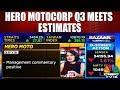 Hero MotoCorp Q3 Meets Estimates, Profit Rises 4% But Margin Contracts 100 bps | CNBC TV18
