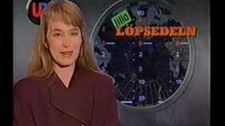 UR-hallåa Johanna Östlund 1993-11-16