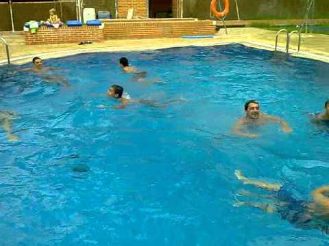 espartanos en la piscina 2010 torrejon de ardoz madrid