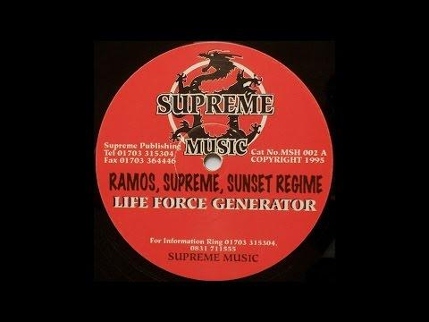 Ramos, Supreme & Sunset Regime - Life Force Generator (RSR Remix)