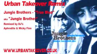 Jungle Brothers - Jungle Brother (Urban Takeover Remix)