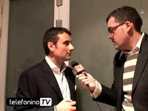 Intervista a Motorola Italia al lancio del PEBL U9