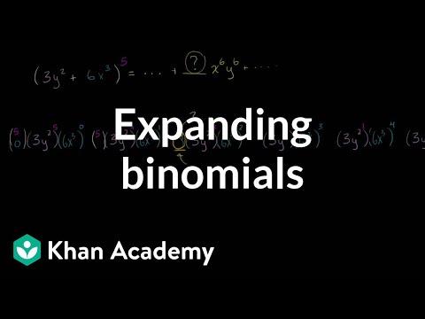 Popular Binomial coefficient & Binomial theorem videos