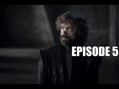 Game of Thrones season 8 | Episode 5 Leaked Spoilers