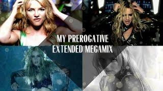 Britney Spears: Greatest Hits: My Prerogative Megamix [Extended Version]