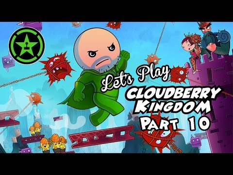 Let's Play - Cloudberry Kingdom Part 10