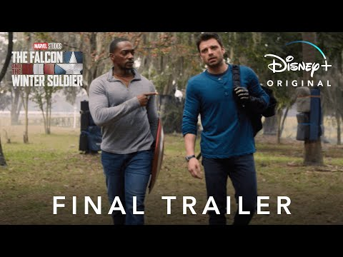 Marvel Studios' The Falcon and The Winter Soldier | Final | Disney+ - Marvel Entertainment