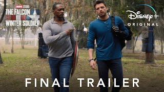 Marvel Studios' The Falcon and The Winter Soldier | Final Trailer | Disney+