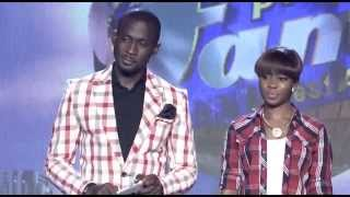 "Ruky Performing ""Holla At Your Boy"" By WizKid 