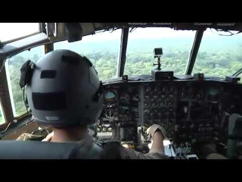 Low level & Dirt assault landing