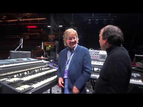 Michael Falkenstein Video Interview with Don Airey DEEP PURPLE
