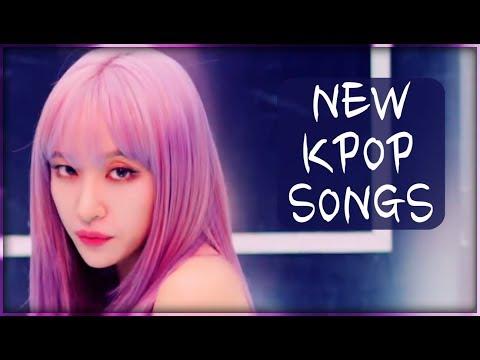 NEW K-POP SONGS - NOVEMBER 2017 (WEEK 2)