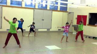 Bollywood Dance Arya Academy Troope of Maryland performs to Karle Baby Dance Vance
