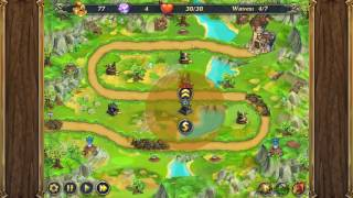 TOP 1 Tower Defense on PC Free Game 2017 Quick 7 Waves the best