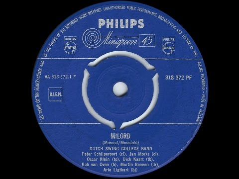 Milord - Dutch Swing College Band (1960)