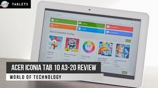 Acer Iconia Tab 10 A3-20 review