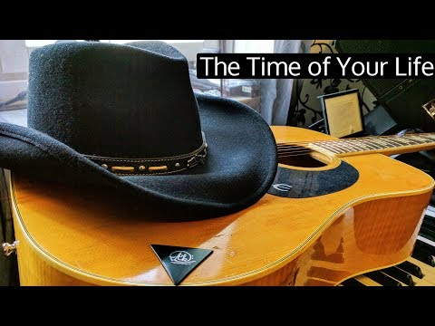 Andi Kravljaca - The Time of Your Life (Metal musician writes country song in 24 hours)