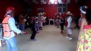 Los viejitos locos, quechultenango 2016.