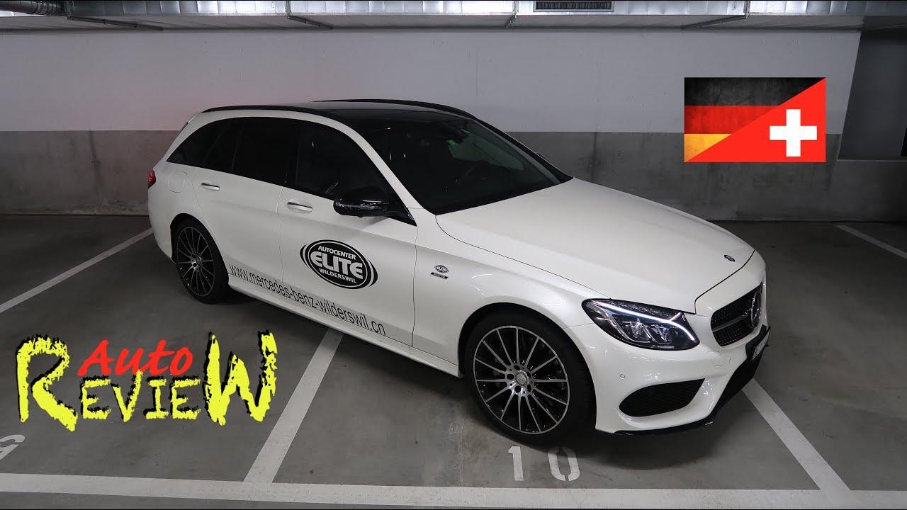 Mercedes-Benz C450 AMG 4Matic T-Model (2016)   Auto Review   Schweiz ...