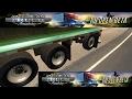 ATS |ejes del remolque elevables| bloqueo diferencial | american truck simulator  open beta 1.6