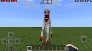 SCP-096 UPDATE MOD in Minecraft PE
