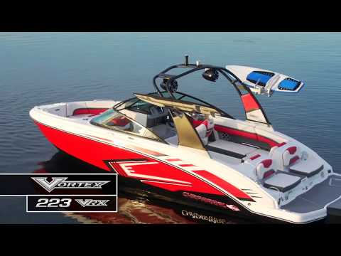 Vortex Jet Boats For Sale From Chaparral in Michigan | Pier 33