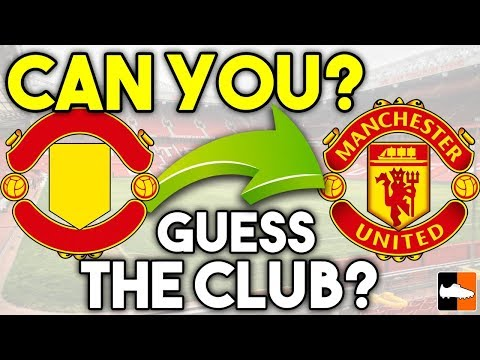 Thumbnail: Can You Guess Clubs By Their Logos? Champions League Edition