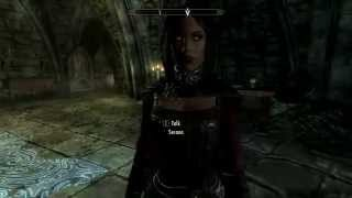 How to fix curing Serana if you messed it up. With Console Command