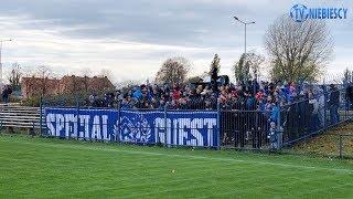 Doping Ruchu Chorzów w Zielonej Górze na meczu z Lechią (02.11.2019 r.)