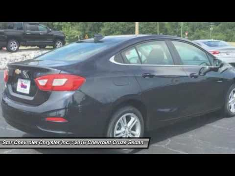 2016 Chevrolet Cruze Wiggins MS 4923. Star Chevrolet