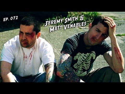 TV Writer Podcast 072 - Jeremy Smith & Matt Venables