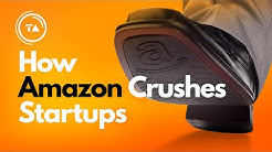 Amazon's playbook for crushing startups