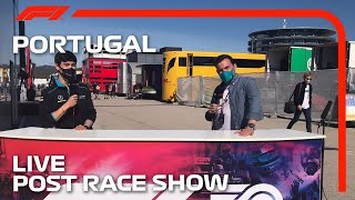 F1 LIVE: Portuguese GP Post-Race Show