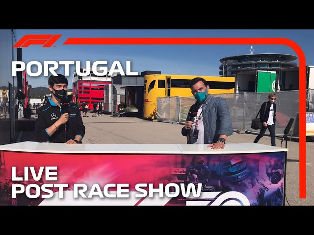 F1 LIVE: Portuguese GP Post-Race Show