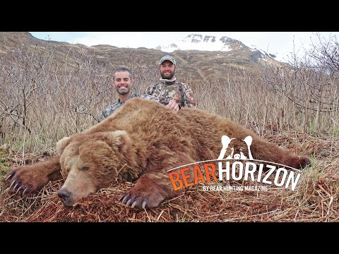 Alaska WILD | PREDATOR CALLING Brown Bear | Bear Horizon Season 5
