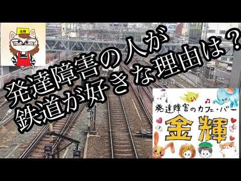 【近鉄電車/大和西大寺駅】発達障害の人に鉄ヲタが多い3つの理由