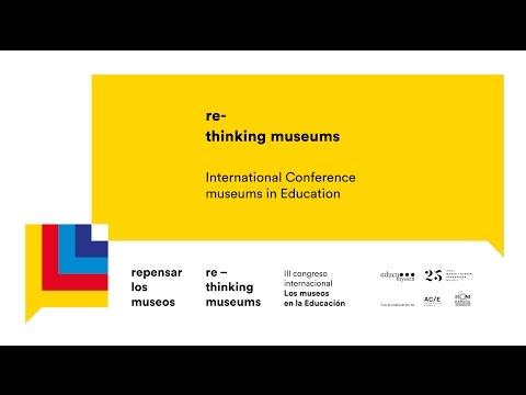 DIRECTO / 3er Congreso EducaThyssen - Museo Thyssen-Bornemisza #repensarlosmuseos 24NOV - Inglés