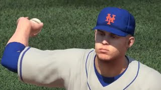 MLB 15 The Show (PS4) - New York Mets Franchise EP21 (NLDS Game 3 vs Dodgers)