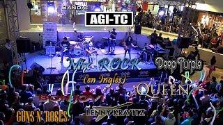 Mix ROCK (en Inglés) en VIVO - Banda AGITC antes de Usar. YouTube Videos