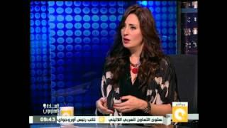 فيديو ـ نيرمين الفقي: الناس عاجبها اللي بيتقال في الأفلام