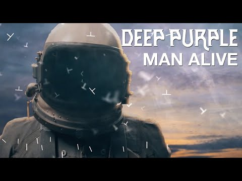 "Deep Purple ""Man Alive"" Official Music Video - New album ""Whoosh!"" out now"