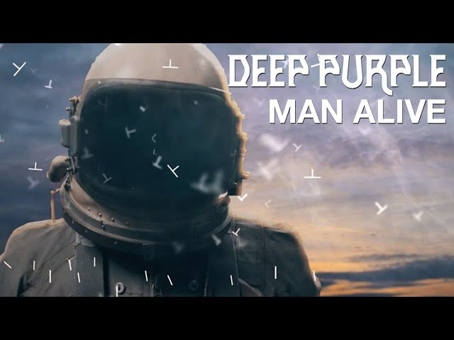 Deep Purple - Man Alive (Official Music Video)
