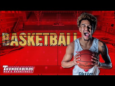 2021 Mens Basketball - Casper College vs. Eastern Wyoming College