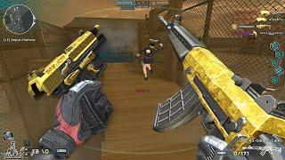 Crossfire NA ( Đột Kích ) 2.0 : QBZ 03  - Golden Camo - Hero Mode X - Zombie V4