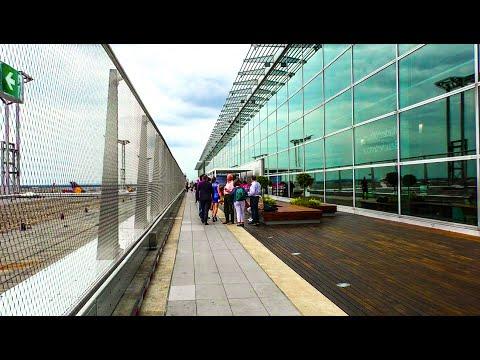[BRAND NEW] Frankfurt Airport´s Visitors Terrace Opening July 2016 / Besucherterasse Frankfurt