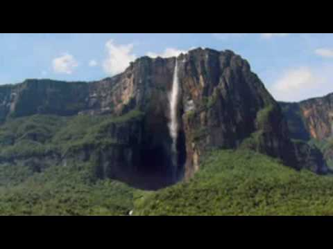 A Beautiful Video Of the Tallest Water fall on Earth- Angel Falls