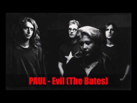 "PAUL ""Evil"" (Bates Cover)"