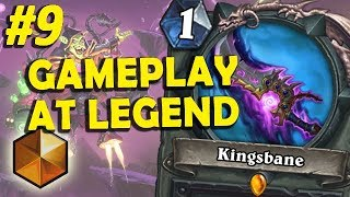Boomsday Kingsbane Rogue vs Tempo Mage #9 (2 matches)